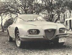 Alfa Romeo 2600 Zagato (1970)