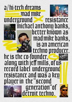Poster Hi-Tech Dreams