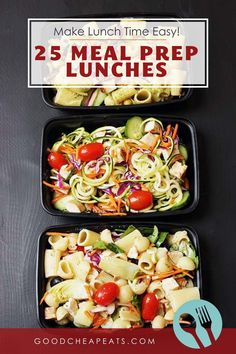 Learn how you can prepare lunches for your week with our time and money saving meal prep tips and recipes. You'll love how easy it is to meal prep!