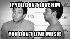 Oh my gosh yes.. Pierre Bouvier.. he's just that great