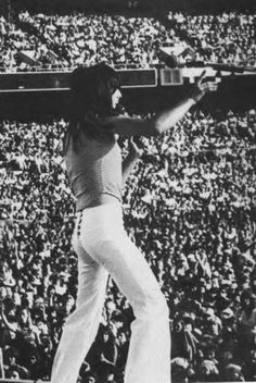 steve perry  Those are really great pants.