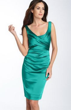 green dress with pallettes | Posted by Dam van Hien at 5:24 PM