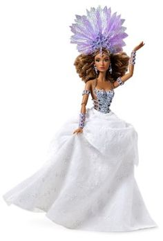 Global Glamour™ Luciana™ Barbie® Doll   The Barbie Collection