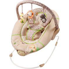 Child of Mine Carter's Safari Party Bouncer: Baby Gear : Walmart.com