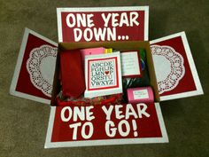 Missionary Gift Ideas: Valentines Day/One Year Package