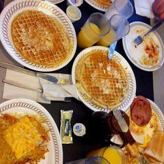 I love Waffle House!