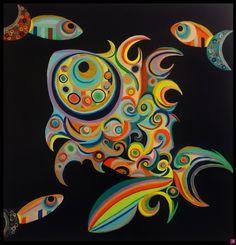 L'acquario infinito n.35 di Monica De Mattei