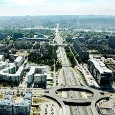 Novi Beograd = New Belgrade, Serbia