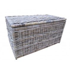 Shop for Wicker Storage Trunks at The Basket Company. Wide Range of Shapes, Sizes & Colours of Storage Trunks in willow and rattan. Bedroom Storage Boxes, Bedroom Storage Cabinets, Storage Baskets With Lids, Basket Storage, Toy Storage, Storage Ideas, Wicker Storage Trunk, Wicker Trunk, Rattan