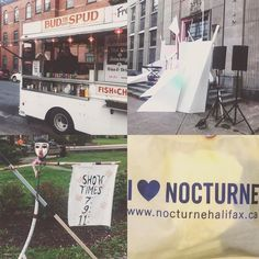 FUN FACT @budthespudhalifax IS STAYING OPEN LATE TONIGHT for @nocturnehalifax  Every one of our menu options is a work of art... And tonight we're staying out extra late to serve the Nocturne goers! Stop by the old library to see some awesome shows and make sure to stop by the truck!  #artsy #nocturne #Halifax #art #artatnight #halifaxnoise #instagood #latepost #smiles #fallday #october #foodtruck #foodie #hipster #halifaxretales #yay #artshow #instalation #popup #local