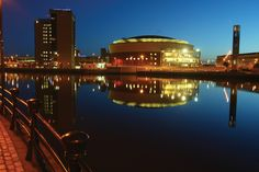 What's not to like! Belfast, Northern Ireland