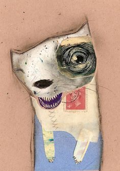 StefanThompson - collage cat