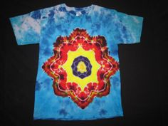 Psychedelic CoolKids Zen Mandala Child/Youth by PsychedelicTieDyes, $22.00
