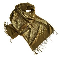 Cyberoptix Tie Lab pashmina - this design is perfect for a computer geek!