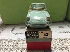 超美品!萬代屋(現:バンダイ)製・マツダR360クーペ (1960年式・前期型)_画像4