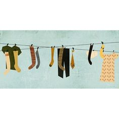 Hang out to dry