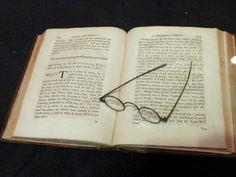 Bifocals by Benjamin Franklin