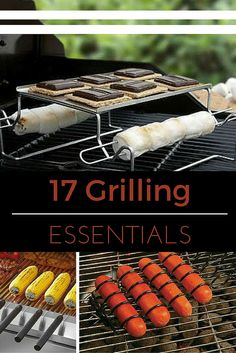 This new grilling gadgets will take your summer BBQ up a notch! You may find yourself wondering how you ever lived without them.
