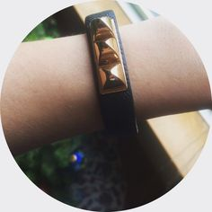 ‼️ PRICE FIRM Black Stud Faux Leather Bracelet ‼️PRICE FIRM unless bundled! 5 available! Don't purchase this listing! Comment and I'll make a new one for you T&J Designs Jewelry Bracelets
