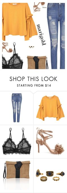 """""""YOINS"""" by s-thinks ❤ liked on Polyvore featuring MANGO, Anine Bing, ootd, yoins, yoinscollection and loveyoins"""