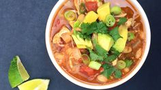 Get your slow cooker ready for these 5 amazing chicken chili recipes!