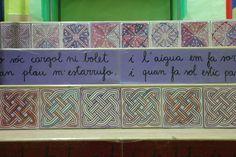 Escales acolorides. Escola El Far d'Empordà Bolet, Education, School, Classroom, Onderwijs, Learning