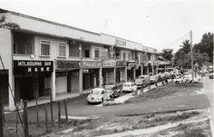 Sembawang Village 1967. Source: Ron Moss