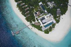 Park Hyatt Maldives Hadahaa: a luxurious retreat in pure paradise - via www.themilliardaire.co