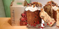 NAVIDAD PERUANA * PERUVIAN CHRISTMAS: PAN DULCE DE NAVIDAD / CHRISTMAS süßes Brot / РОЖД...