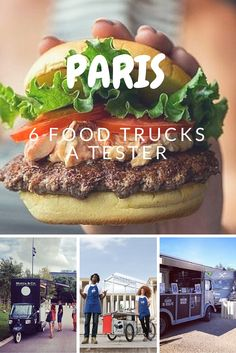6 food trucks à tester à Paris - Vive la street food !  http://blog.bubble-globe.fr/la-street-food-a-le-vent-en-poupe/