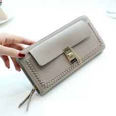 $9.90 (Buy here: https://alitems.com/g/1e8d114494ebda23ff8b16525dc3e8/?i=5&ulp=https%3A%2F%2Fwww.aliexpress.com%2Fitem%2FNew-Arrival-Faux-Leather-Women-Wallets-Fashion-Roomy-Zipper-Long-Wallet-Women-Purse-Phone-Pouch-Pocket%2F32708326149.html ) New Arrival Faux Leather Women Wallets Fashion Roomy Zipper Long Wallet Women Purse Phone Pouch Pocket Female Purses 6N08-02 for just $9.90