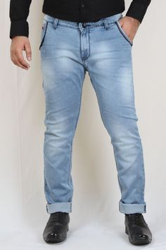 Buy Green Cortrise Stretchable Jeans Online at GetAbhi.com | Jeans ...
