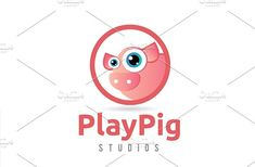 Play Pig by Super Pig Shop on @creativemarket