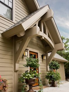 Beach Cottage Design, Pictures, Remodel, Decor and Ideas - page 248.  This is the entrance that Bill hasw been looking for.