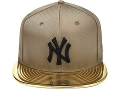 Ballistic Gold New York Yankees 59Fifty Fitted Cap