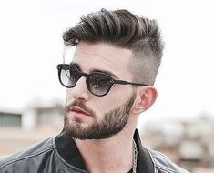 25 Short Hairstyles For Men With Cowlicks 2018 #menshairstyles2018