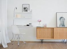 Mwordmag|kowaleen, String, string desk, string shelves, string module, string system, the Shop, Furnified, dresser, interior, white, scandinavian, Nordic, inspiration, pinterest, blogger, white interior, Hay, Eames, wood,