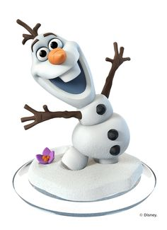 Disney Infinity 3.0 - Disney Originals Olaf Figure