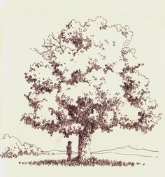 Landscape sketch pencil trees pen and ink 46 trendy Ideas Landscape Architecture Drawing, Landscape Sketch, Landscape Drawings, Cool Landscapes, Landscape Art, Landscape Fabric, Tree Drawings Pencil, Pencil Trees, Art Drawings