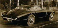JK 2500 Tatra, Tatra 603 engine, 2.5 litre, V8, 140 HP, Czechoslovakia, 50s, creater Julius Kubinsky