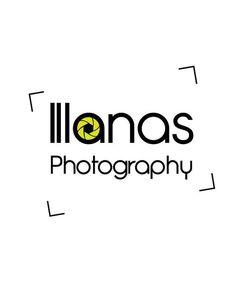 Illanas Photography  Logo Design
