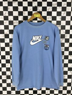 Honest New Vintage Nike Fleece Crewneck Size Small Soccer 2005 Workout Clothing, Shoes & Accessories