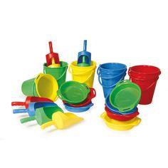 Sandspielset 24er Set Sandspielset für 8 Kinder 160187