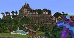 Wernon Manor Minecraft Project