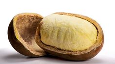 Cupuacu Butter: The Ultimate Pre-poo Ingredient Chocolates, Cupuacu Butter, Exotic Fruit, Essential Fatty Acids, Delicious Fruit, Healthy Eating Recipes, Food And Drink, Sweets, Desserts