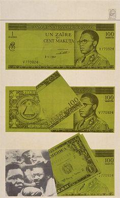 Alfredo Rostgaard, Banque Nacionale du Congo, 1968.