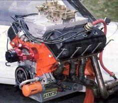 model car engine detailing   Detailing Model Car Engine