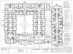 Gallery For Assisted Living Facilities Floor Plans One