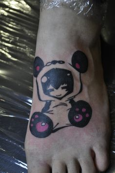 #panda ink.