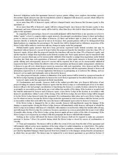 Sample Printable Motor Lodge License And Franchise Agreement Form